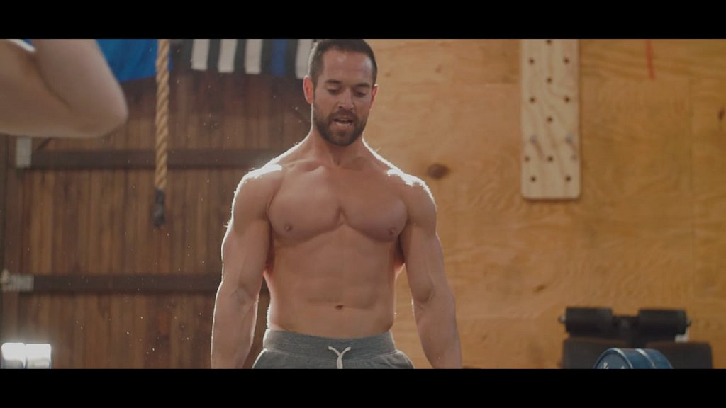 Crossfit Mayhem - Rich Froning's Home Gym